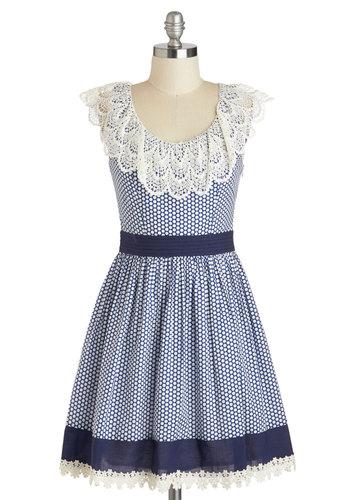 Blueberry Muffin Dress