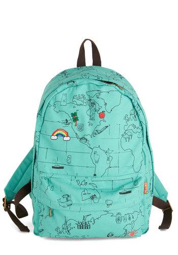 Landmarks That I Love Backpack