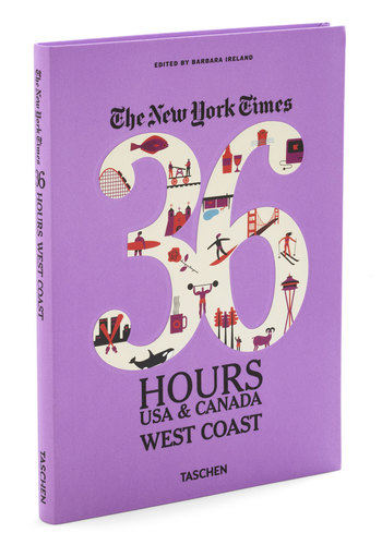 The New York Times 36 Hours - West Coast - Purple, Travel, Variation, Beach/Resort, Good