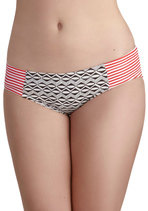 Pattern It Up Swimsuit Bottom