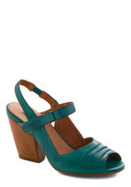 See How You Teal Heel
