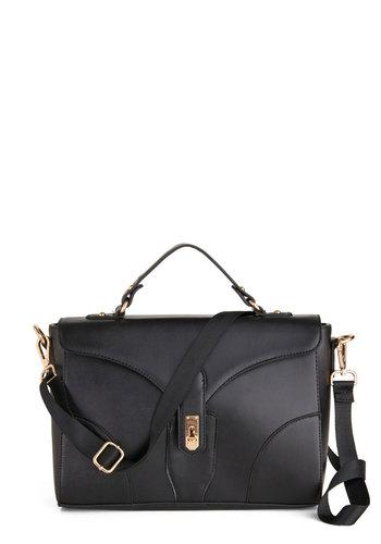 Its a Pleasure Bag in Black