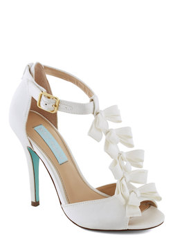 Betsey Johnson Fairy Tale Flair Heel