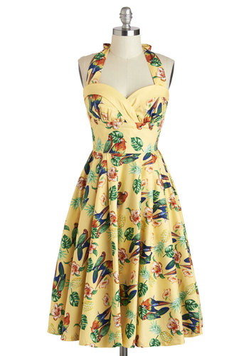 Catamaran Candescence Dress