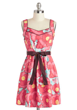 Daydreams and Doodles Dress
