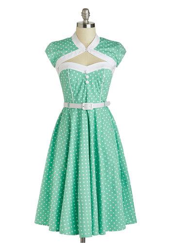 Soda Shop Sweetie Dress