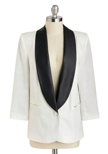 Tux Be a Lady Blazer