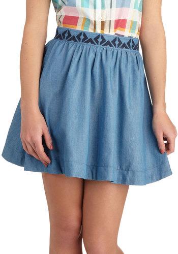 Trail of Friends Skirt