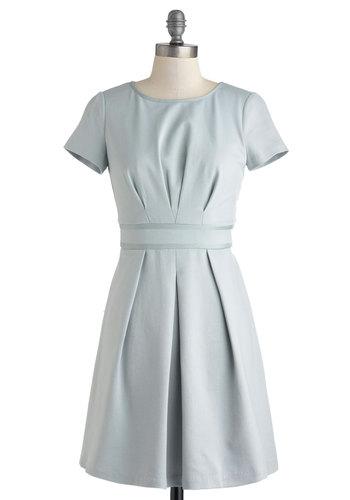 On the Same Sage Dress