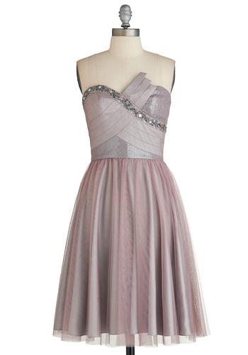 Walking on Aria Dress