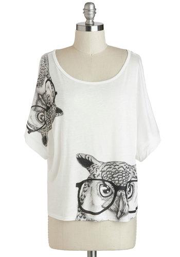 Bard Owl Top