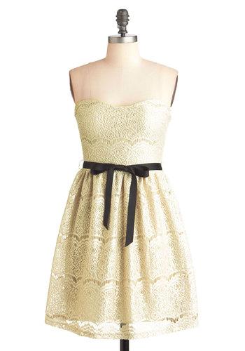 Exquisite Visit Dress