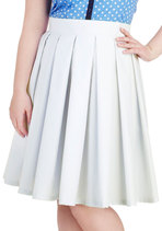A Classy of Your Own Skirt in Plus Size