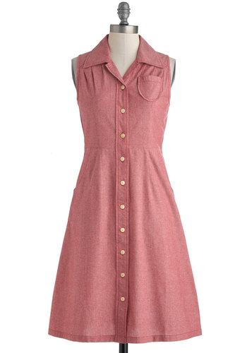 Crafty Classroom Dress