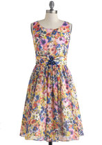 Summer Annuals Dress