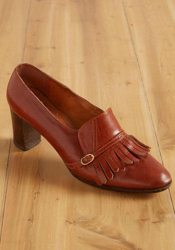 Vintage What a Mandolin Heel
