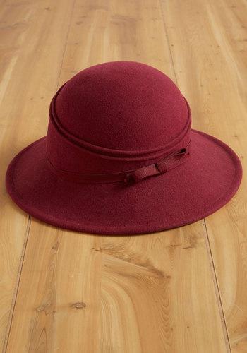 Vintage Paris Je Tempo Hat