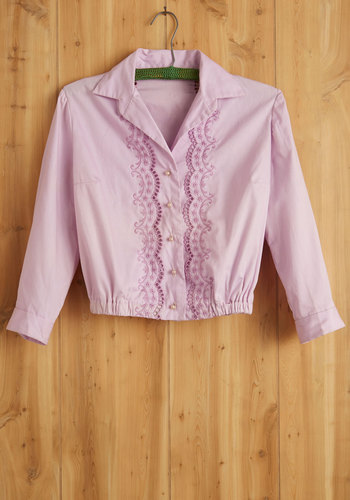 Vintage Grand Old Evening Top