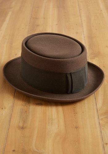 Vintage Finale Cat Hat