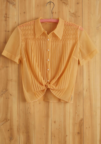 Vintage Rule of Strum Top
