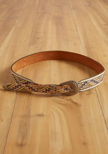 Vintage All Accents Pass Belt