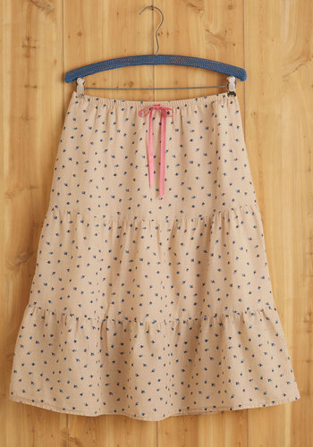 Vintage Simplicity and Country Skirt