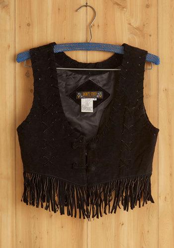 Vintage Lead Vocalist Vest