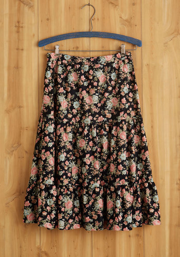 Vintage Back to Acoustics Skirt