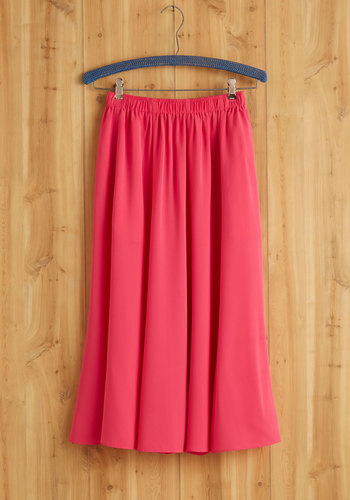 Vintage Pink, Love, and Harmony Skirt