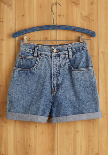 Vintage Cloud Surfing Shorts