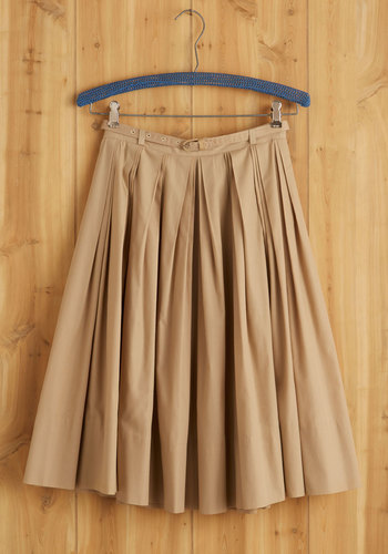 Vintage Acoustic With Me Skirt