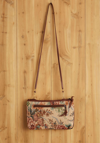 Vintage Crafty Services Bag