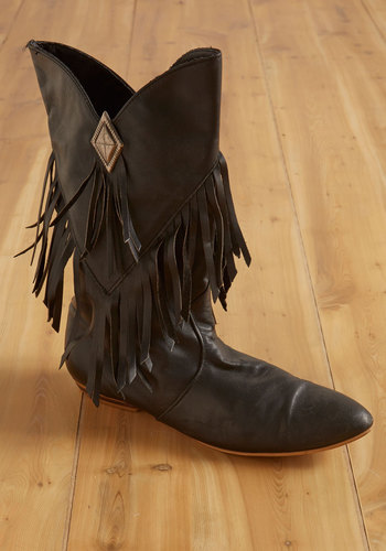 Vintage Blues World Traveler Boot