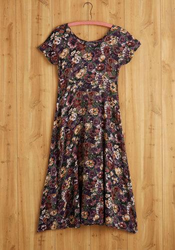 Vintage Fest of Times Dress