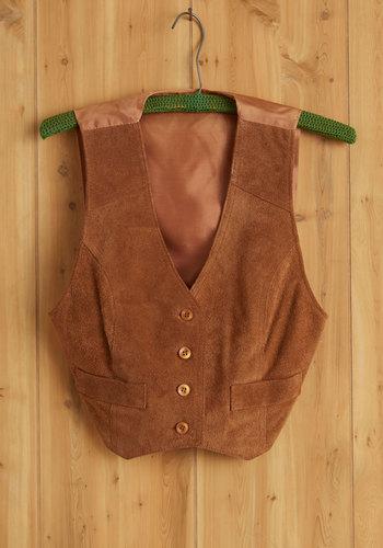 Vintage Zinger Songwriter Vest