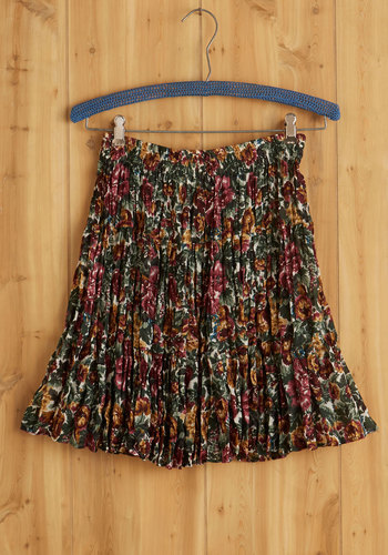 Vintage Lawn Time Coming Skirt