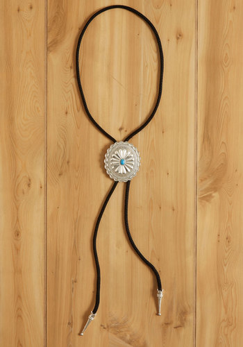Vintage On the Line Dance Necklace