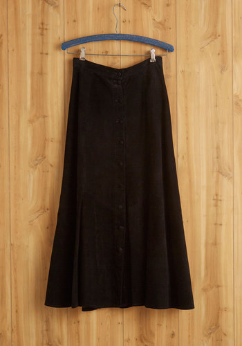 Vintage Moonlight Dancing Skirt