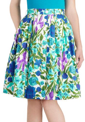 Steeping Willow Skirt