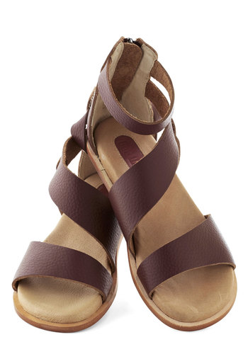 Solo Traveler Sandal