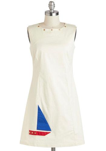 Fisher Schooner Dress