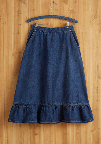 Vintage Field Good Skirt