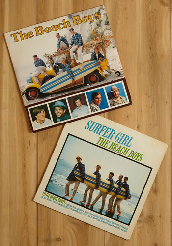 Vintage Hold the Phono LP Set - Surfs Up!