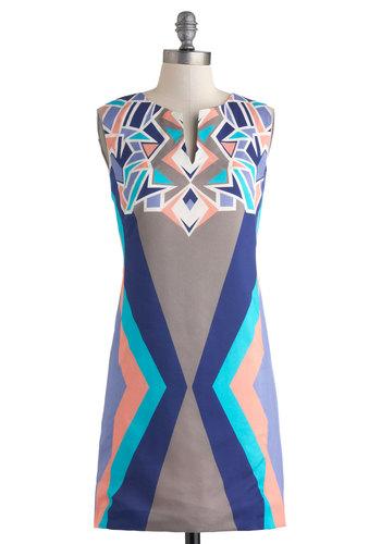Acute Angles Dress
