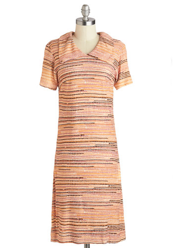 Vintage Sedimental Moment Dress
