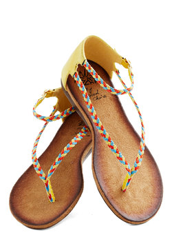 Delight The Way Sandal
