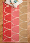 Come and Gumdrop By Bath Mat - Cotton, Multi, Pink, Tan / Cream, Print, Better