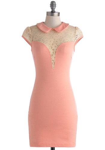 Smoothie Date Night Dress