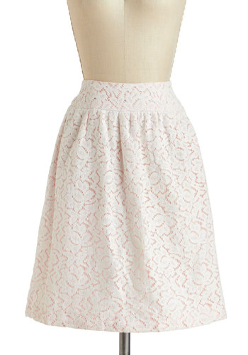 Vintage Swell in Pastel Skirt
