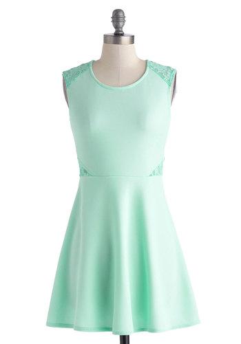 Frills That Thrill Dress